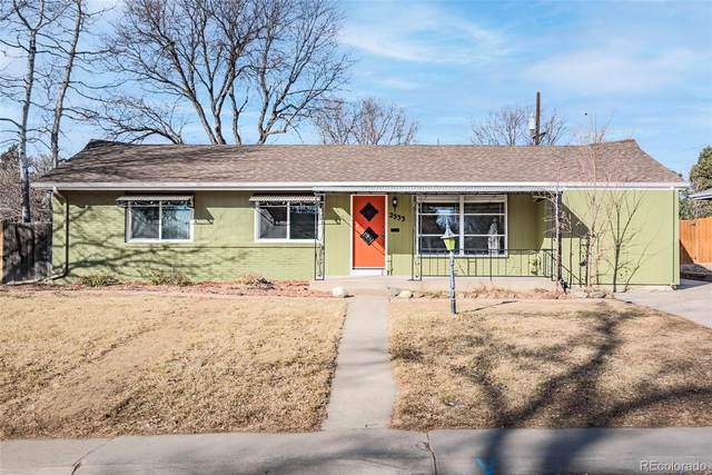 2533 S Clermont Street, Denver, CO 80222 (#9114112) :: Hudson Stonegate Team