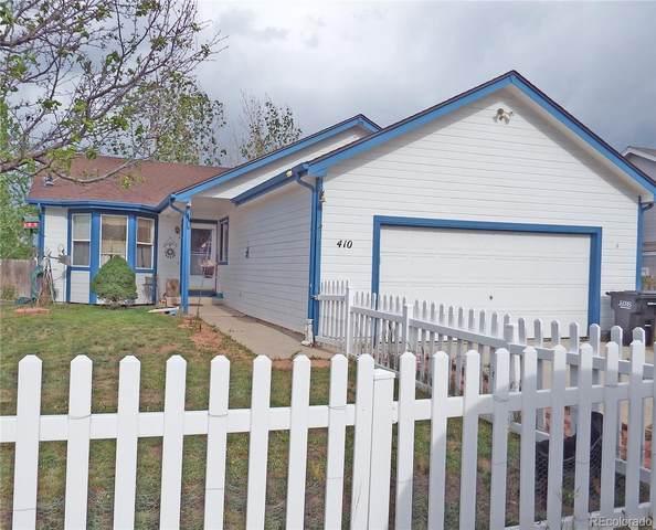 410 Liberty Street, Elizabeth, CO 80107 (#9114607) :: The HomeSmiths Team - Keller Williams