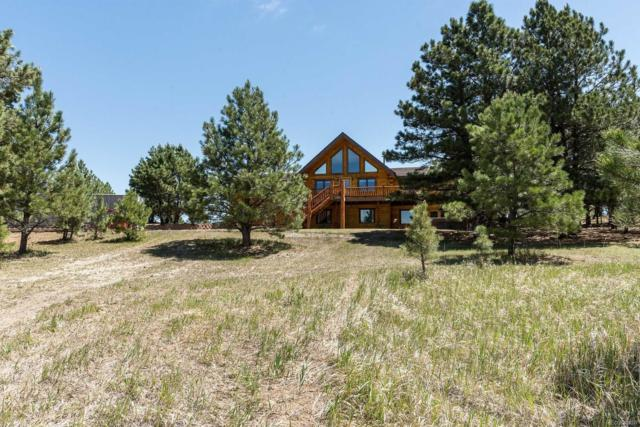 5550 County Road 124, Elizabeth, CO 80107 (#9114716) :: HomeSmart Realty Group