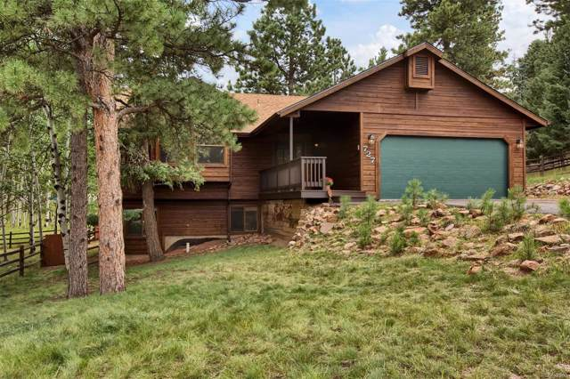 727 Pinon Ridge Drive, Woodland Park, CO 80863 (#9114738) :: The Peak Properties Group