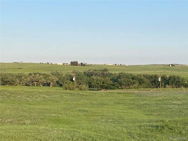 Lot 1 County Road 17/21, Elizabeth, CO 80107 (#9114989) :: The DeGrood Team