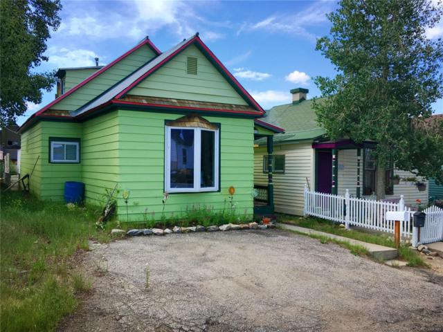421 E 10th Street, Leadville, CO 80461 (#9115090) :: Structure CO Group