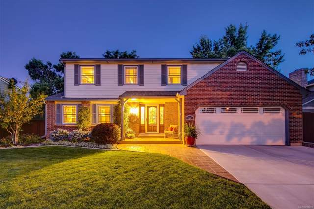 10546 W Glasgow Avenue, Littleton, CO 80127 (MLS #9115179) :: Kittle Real Estate