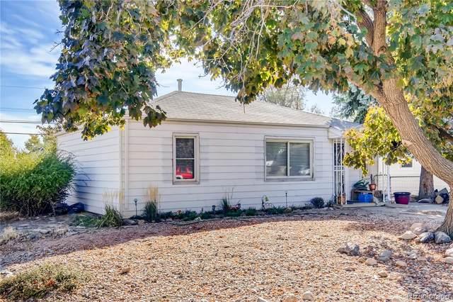 5090 Tejon Street, Denver, CO 80221 (MLS #9115796) :: 8z Real Estate