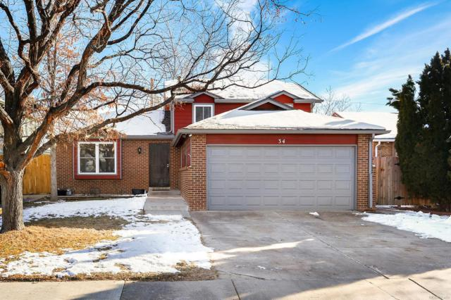 34 Quay Street, Lakewood, CO 80226 (#9115991) :: The Healey Group
