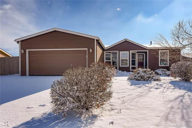 771 Prairie Avenue, Lochbuie, CO 80603 (#9116491) :: Stephanie Fryncko | Keller Williams Integrity