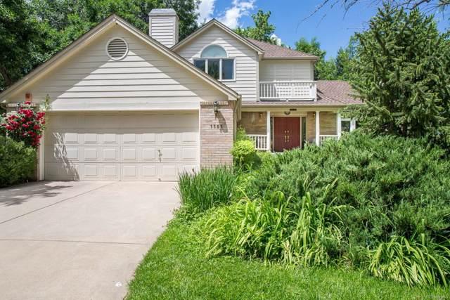 1151 Juniper Avenue, Boulder, CO 80304 (MLS #9116500) :: 8z Real Estate