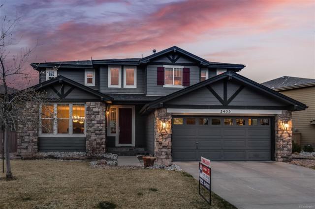 3405 Darlington Circle, Highlands Ranch, CO 80126 (#9116628) :: Wisdom Real Estate