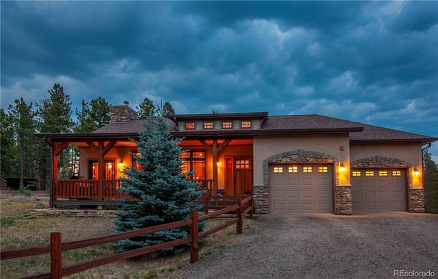 440 Grizzly Drive, Ward, CO 80481 (#9116884) :: Kimberly Austin Properties