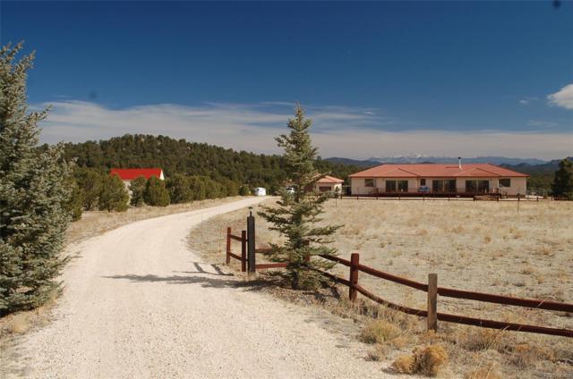 1005 Wild Bill Boulevard, Westcliffe, CO 81252 (MLS #9116896) :: 8z Real Estate