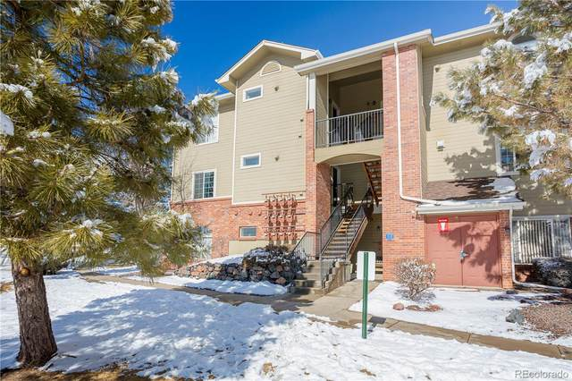 8422 S Upham Way G45, Littleton, CO 80128 (#9117271) :: The Gilbert Group