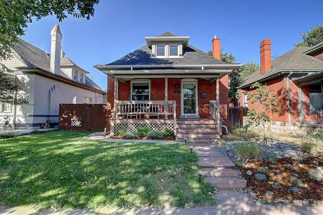 617 S Logan Street, Denver, CO 80209 (#9117280) :: HomePopper
