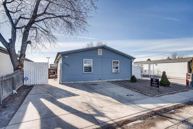 3320 E 84th Drive, Denver, CO 80229 (MLS #9117398) :: 8z Real Estate