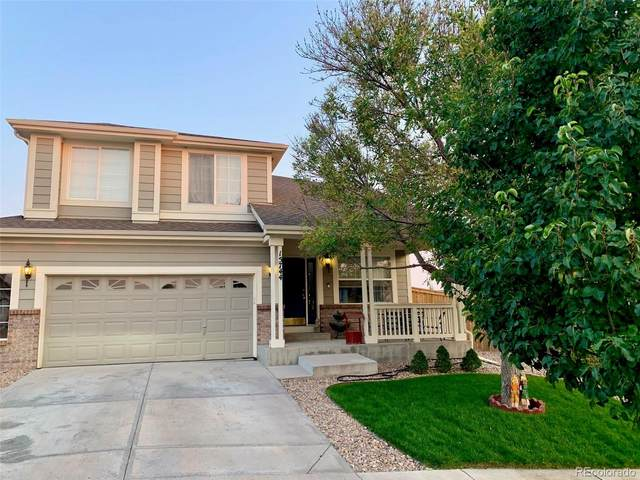 15744 E 107th Place, Commerce City, CO 80022 (#9117619) :: The DeGrood Team