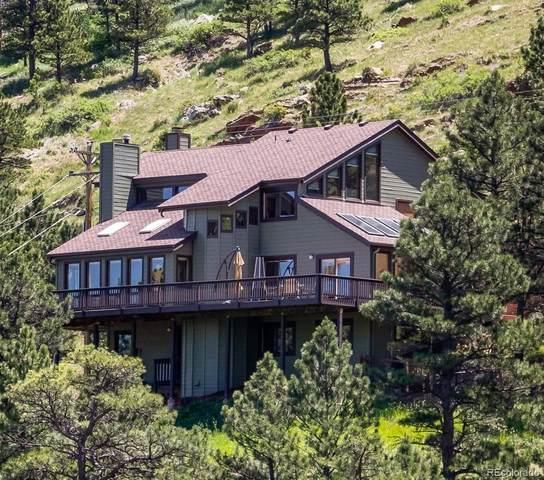 71 Ridge Drive, Boulder, CO 80304 (#9117757) :: Kimberly Austin Properties