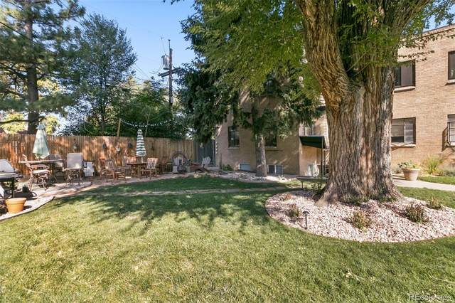 1481 Ash Street #6, Denver, CO 80220 (#9118731) :: Chateaux Realty Group