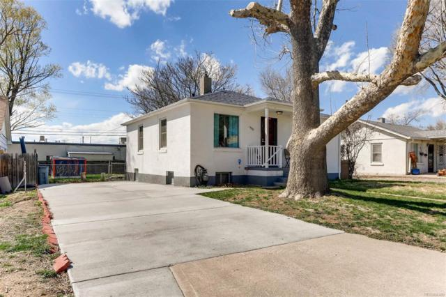4561 S Lincoln Street, Englewood, CO 80113 (#9118789) :: The Peak Properties Group