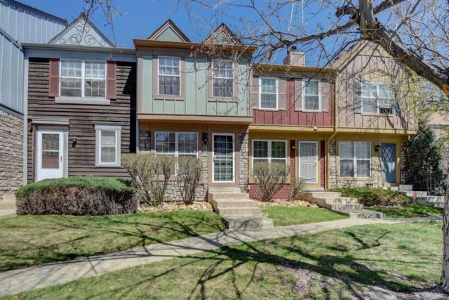 12063 E Tennessee Avenue, Aurora, CO 80012 (#9119087) :: Colorado Home Finder Realty