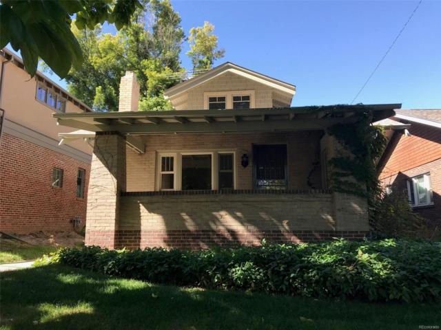 737 Garfield Street, Denver, CO 80206 (#9119147) :: The Heyl Group at Keller Williams