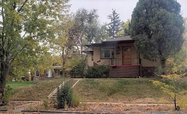 4822-4824 W 35th Avenue, Denver, CO 80212 (#9119760) :: Kimberly Austin Properties