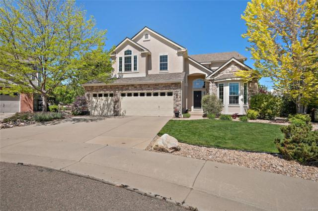 607 Ian Court, Castle Pines, CO 80108 (MLS #9120162) :: Kittle Real Estate