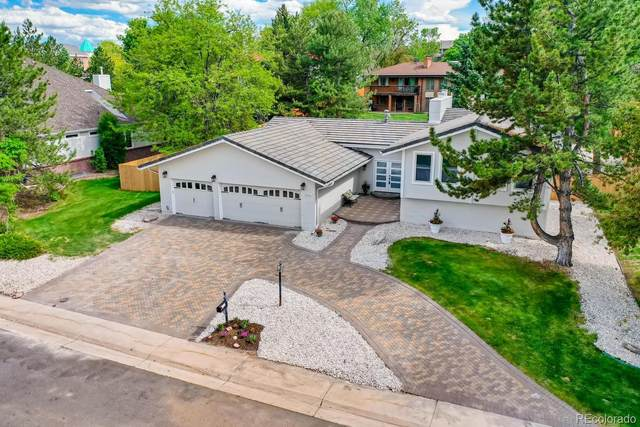 5254 W Oberlin Drive, Denver, CO 80235 (#9120290) :: Colorado Home Finder Realty