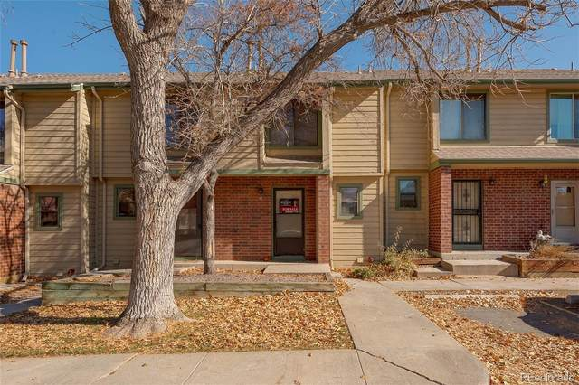 3646 S Depew Street #4, Lakewood, CO 80235 (#9120599) :: Realty ONE Group Five Star