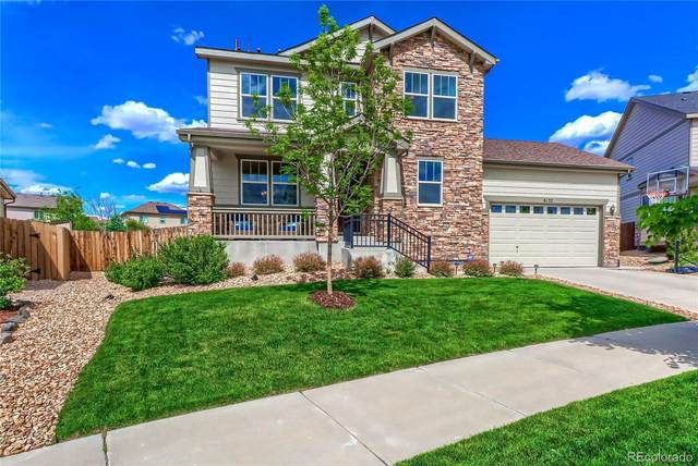 6132 S Jackson Gap Court, Aurora, CO 80016 (#9120919) :: The DeGrood Team