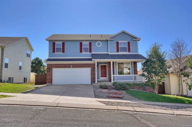 6523 Whistle Bay Drive, Colorado Springs, CO 80923 (#9121247) :: Bring Home Denver with Keller Williams Downtown Realty LLC