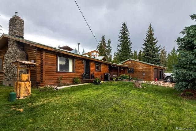 10 Gcr 469, Grand Lake, CO 80447 (#9121557) :: James Crocker Team