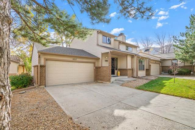 1017 Homestake Drive A, Golden, CO 80401 (#9121641) :: The DeGrood Team