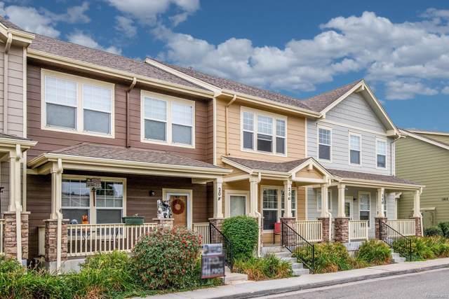 15612 E 96th Way 20F, Commerce City, CO 80022 (MLS #9121925) :: 8z Real Estate