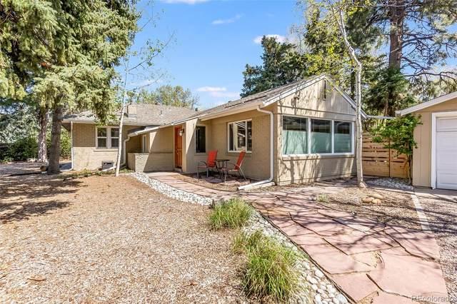 3680 Everett Drive, Wheat Ridge, CO 80033 (#9121951) :: Mile High Luxury Real Estate