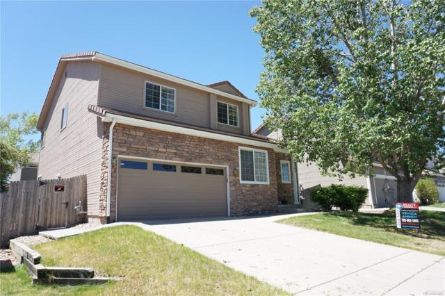 19564 E 41st Avenue, Denver, CO 80249 (#9122914) :: Bring Home Denver with Keller Williams Downtown Realty LLC