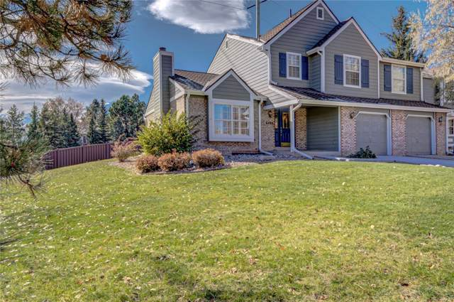 6480 E Hinsdale Avenue, Centennial, CO 80112 (#9123070) :: The Heyl Group at Keller Williams