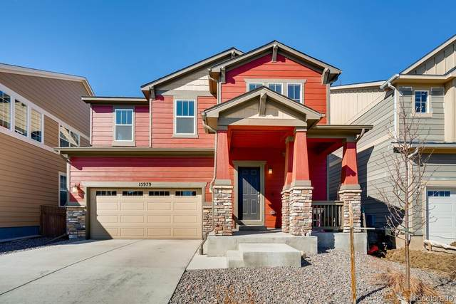 15979 E Otero Circle, Centennial, CO 80112 (#9123240) :: Colorado Home Finder Realty