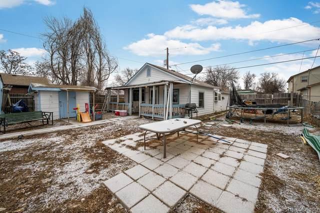 3520 W Center Avenue, Denver, CO 80219 (#9123774) :: The Scott Futa Home Team