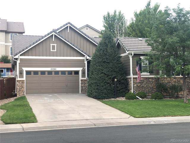 10301 Nottingham Drive, Parker, CO 80134 (MLS #9123916) :: 8z Real Estate