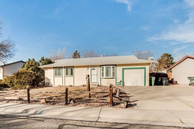 3561 E 122nd Avenue, Thornton, CO 80241 (#9124253) :: The Griffith Home Team