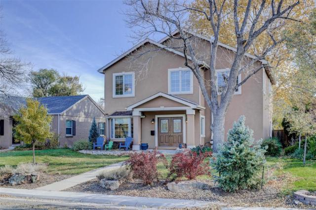 906 Forest Street, Denver, CO 80220 (#9124259) :: HomePopper