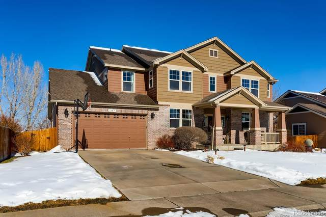 1187 Serene Drive, Erie, CO 80516 (MLS #9124362) :: 8z Real Estate