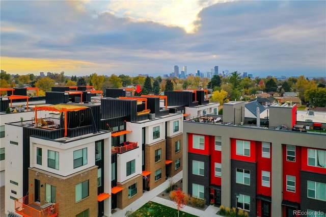 3038 Wilson Court #5, Denver, CO 80205 (#9124504) :: Portenga Properties - LIV Sotheby's International Realty