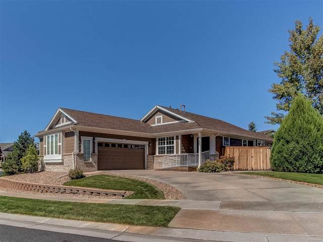 15663 E 107th Avenue, Commerce City, CO 80022 (#9124698) :: The Peak Properties Group