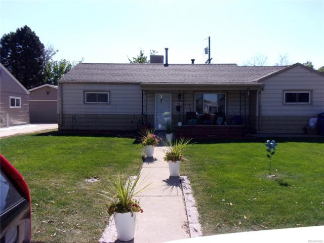708 Zion Street, Aurora, CO 80011 (#9125030) :: The Sold By Simmons Team