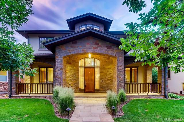 1351 S Milwaukee Street, Denver, CO 80210 (#9125720) :: Mile High Luxury Real Estate