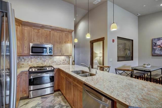318 S 8th Avenue P-4, Frisco, CO 80443 (#9125729) :: iHomes Colorado