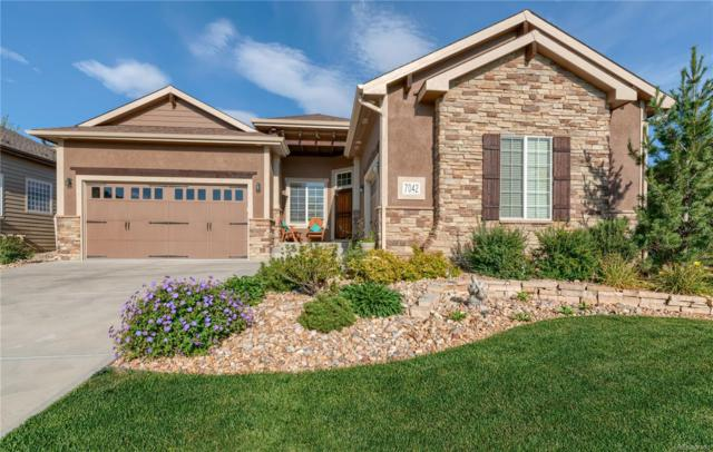 7042 Spanish Bay Drive, Windsor, CO 80550 (#9125788) :: The Griffith Home Team
