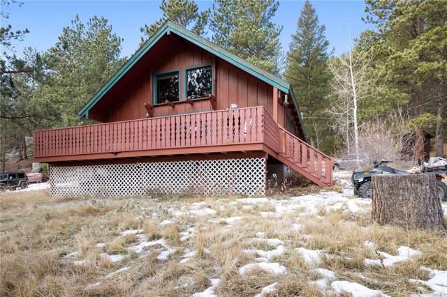 97 Cedar Drive, Lyons, CO 80540 (#9126132) :: Harling Real Estate