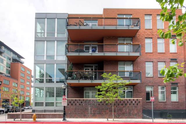 1401 Delgany Street #109, Denver, CO 80202 (#9126432) :: Harling Real Estate