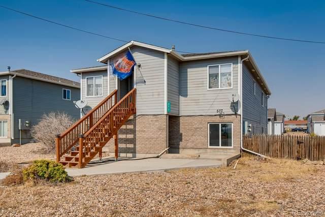 575 E Woodward Avenue, Keenesburg, CO 80643 (#9126816) :: Briggs American Properties